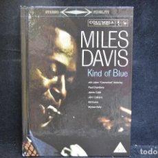CDs de Música: MILES DAVIS - KIND OF BLUE - 2 CD + DVD. Lote 154665206