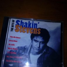 CDs de Música: THE HITS OF SHAKIN STEVENS. B10CD. Lote 154670058