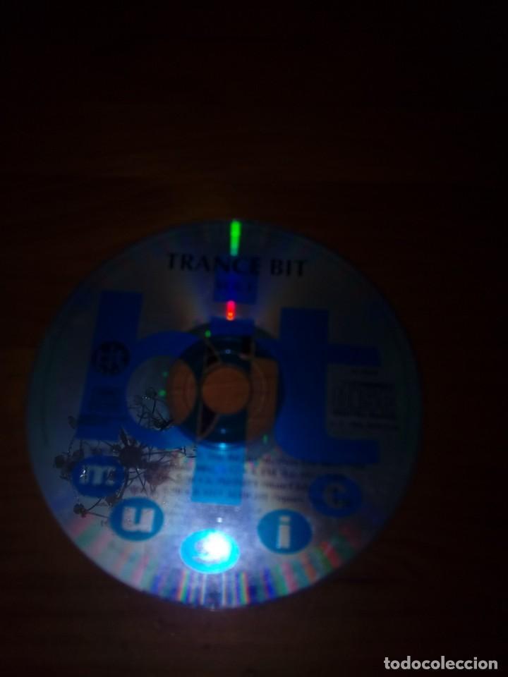 TRANCE BIT  VOL  1  SIN CARATULA Y SIN CAJA  SOLAMENTE EL CD  B10CD