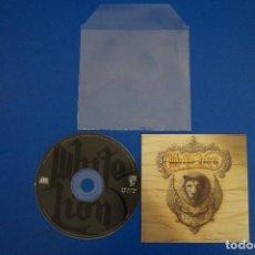 CDs de Música: CD MUSICA ROCK POP HEAVY METAL DE THE BEST OF WHITE LION Nº 2. Lote 154682666