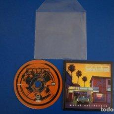 CDs de Música: CD MUSICA ROCK POP HEAVY METAL DE UGLY KID JOE MOTEL CALIFORNIA Nº 4. Lote 154683106