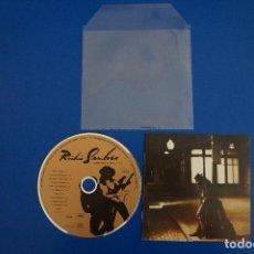 CDs de Música: CD MUSICA ROCK POP HEAVY METAL DE RICHIE SAMBORA STRANGER IN THIS TOWN Nº 8. Lote 154683794