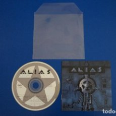 CDs de Música: CD MUSICA ROCK POP HEAVY METAL DE ALIAS SAY WAHT I WANNA SAY Nº 10. Lote 154684098
