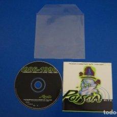 CDs de Música: CD MUSICA ROCK POP HEAVY METAL DE POISONS POISON'S GRANDES EXITOS 1986 1996 SEXUAL THING Nº 12. Lote 154684578
