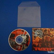 CDs de Música: CD MUSICA ROCK POP HEAVY METAL DE RATT DETONATOR Nº 13. Lote 154684878