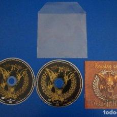 CDs de Música: CD MUSICA ROCK POP HEAVY METAL DE RVAAIAG WILD 20 YEARS IN HISTORY SOLDIERS OF HELL Nº 14. Lote 154685418