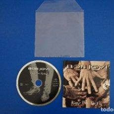 CDs de Música: CD MUSICA ROCK POP HEAVY METAL DE BON JOVI KEEP THE FAITH Nº 15. Lote 154685606
