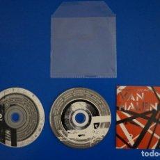 CDs de Música: CD MUSICA ROCK POP HEAVY METAL DE VAN HALLEN ERUPTION Nº 20. Lote 154686702