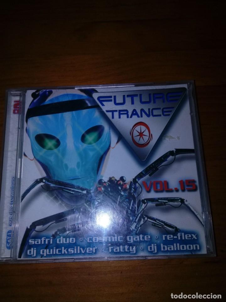 FUTURE TRANCE. VOL. 15. 2 CD. B10CD (Música - CD's Otros Estilos)