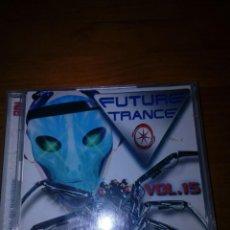CDs de Música: FUTURE TRANCE. VOL. 15. 2 CD. B10CD. Lote 154688834