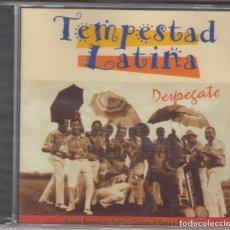 CDs de Música: TEMPESTAD LATINA CD DESPÉGATE (PRECINTADO). Lote 154689370
