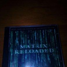 CDs de Música: MATRIX RELOADED THE ALBUM. SOLAMENTE EL CD 2. B10CD. Lote 154689850
