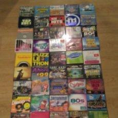 CDs de Música: 50 CD´S RECOPILACIONES, MAS DE 150 CD´S. Lote 154690994