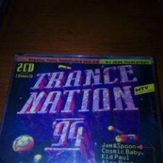 CDs de Música: TRANCE NATION 94. 2 CD. B10CD. Lote 154698390
