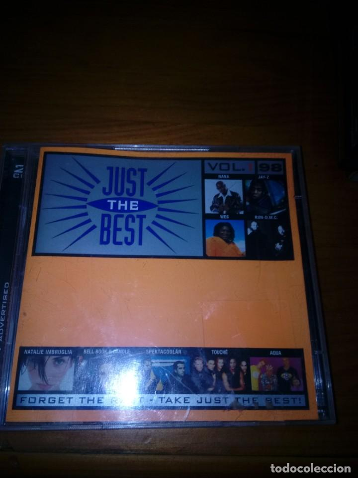 JUST THE BEST. VOL. 1. 98 2 CD. B10CD (Música - CD's Otros Estilos)