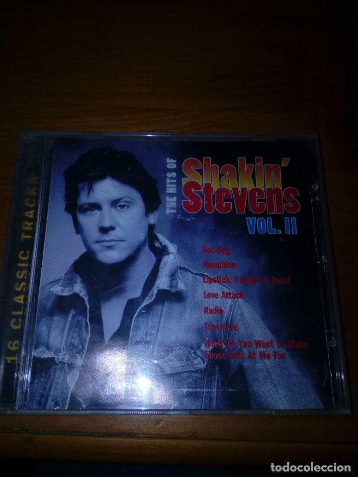 THE HITS OF SHAKIN STEVENS VOL. II. B10CD (Música - CD's Otros Estilos)
