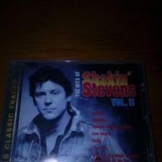 CDs de Música: THE HITS OF SHAKIN STEVENS VOL. II. B10CD. Lote 154700734