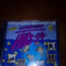 CDs de Música: INTERNATIONALE HITS 94. 2CD. B10CD. Lote 154705146