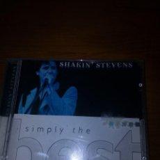 CDs de Música: SIMPLY THE BEST. SHAKIN STEVENS. B10CD. Lote 154705938