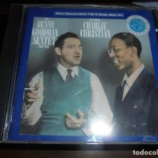 CDs de Música: BENNY GOODMAN SEXTET FEATURING CHARLIE CHRISTIAN. CBS, 1989. CD. IMPECABLE (#). Lote 154775706