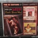 CDs de Música: 50 GUITARS OF TOMMY GARRET : BANDIDO & DOWN MEXICO CITY. Lote 154788826