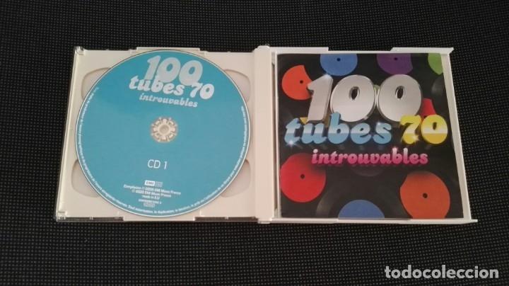CDs de Música: 5 cd box 100 tubes 70 introuvables - Foto 3 - 154789606