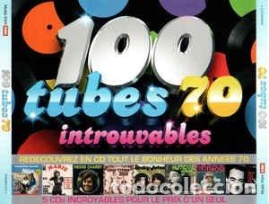 CDs de Música: 5 cd box 100 tubes 70 introuvables - Foto 4 - 154789606
