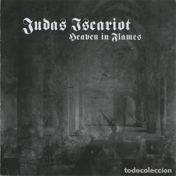 JUDAS ISCARIOT– HEAVEN IN FLAMES --BLACK METAL (Música - CD's Heavy Metal)