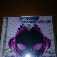 CDs de Música: FUTURE TRANCE VOL. 13. 2 CD. B10CD. Lote 154824582