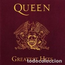 CDs de Música: QUEEN GREATEST HITS. Lote 154825926