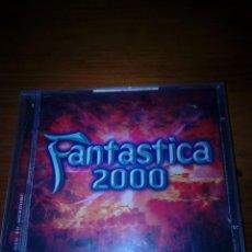 CDs de Música: FANTASTICA 2000. 2 CD. B10CD. Lote 154826414