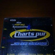 CDs de Música: HARTS PUR. THE NEXT GENERATION. 2 CDS. B10CD. Lote 154833474