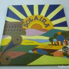 CDs de Música: SOLAINA - NA VIRADA - F.PEREZ PORTO - LIBRO CON CD - P 1. Lote 154833846