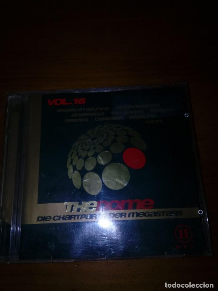THE DOME. VOL. 16. 2 CDS. B10CD (Música - CD's Otros Estilos)