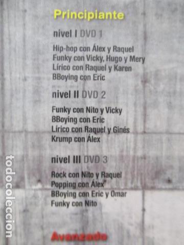 CDs de Música: LOTE COMPLETO DE 12 DVD'S APRENDE A BAILAR CON LOS CHICOS D FAMA-cuatro/el pais - Foto 5 - 154878162