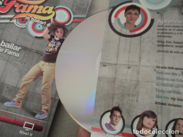 CDs de Música: LOTE COMPLETO DE 12 DVD'S APRENDE A BAILAR CON LOS CHICOS D FAMA-cuatro/el pais - Foto 7 - 154878162