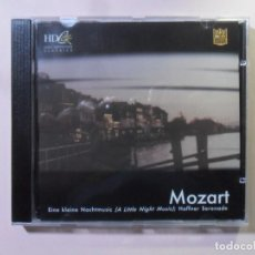 CDs de Música: CD - HD - INF 55 - MOZART - A LITTLE NIGHT MUSIC - HAFFNER SERENADE - CLASSICS SPECIAL EDITION. Lote 154906034