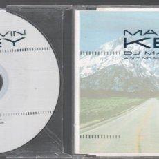 CDs de Musique: DJ MAC-MARVIN KEY- AIN´T NO MOUNTAIN HIGH ENOUGH, 3 VERSIONES ,CD SINGLE BLANCO Y NEGRO RF-382. Lote 154921866