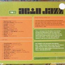 CDs de Música: THIS IS ACID JAZZ. 3 CDS. CARPETA VG; CARCASAS VG+, CDS VG+. Lote 154927018