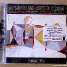 CDs de Música: CHARLES MINGUS. MINGUS AH UM. CARCASA VG+; CD VG+. Lote 154931490