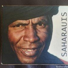 CDs de Música: SAHARAUIS, LA CAJA NUBE NEGRA 3 CDS 1 CD-ROM. Lote 154948665