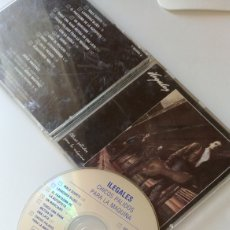 CDs de Música: ILEGALES, CHICOS PALIDOS PARA LA MAQUINA, ORIGINAL DE 1988. Lote 154950442