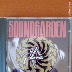 CDs de Música: SOUNDGARDEN - BADMOTORFINGER CD A&M 1991. Lote 154950778