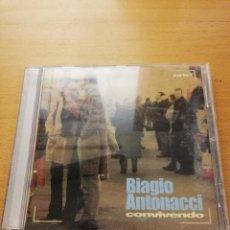 CDs de Música: BIAGIO ANTONACCI. CONVIVENDO PARTE 1 (CD). Lote 155028838
