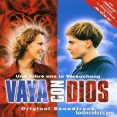 CDs de Música: VAYA CON DIOS / DETLEF PETERSEN CD BSO. Lote 155033370