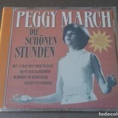 CDs de Música: PEGGY MARCH DIE SCHÖNEN STUNDEN. Lote 154824670