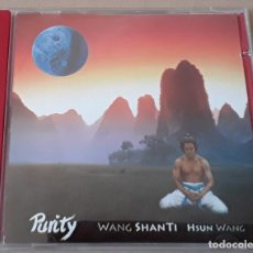 CDs de Música: CD - WANG SHANTI, HSUN WANG - PURITY - MADE IN GERMANY - WANG SHANTI - HSUN WANG. Lote 155084466
