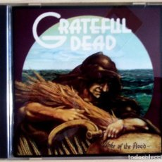 CDs de Música: GRATEFUL DEAD - WAKE OF THE FLOOD - CD 1988 - GRATEFUL DEAD RECORDS. Lote 155114138