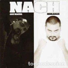 CDs de Música: NACH - ARS MAGNA - MIRADAS (BOA, 23002050 2CD, 2005) BUEN ESTADO!. Lote 155126098