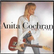CDs de Música: ANITA COCHRAN.BACK TO YOU. CD. Lote 155150698